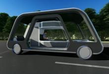 Представлен беспилотный автотрейлер Autonomous Travel Suit – гостиничный номер на колесах