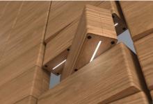 Стены станут интерактивными с хай-тек кирпичами Brixels. Видео завораживающего динамичного декора