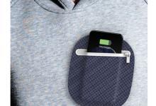 Карман-зарядка Kangaroo Charger запитает смартфон солнечной энергией