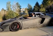 Lamborghini распечатали на 3D-принтере (видео)
