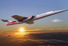 Boeing построит сверхзвуковой суперджет совместно с Aerion