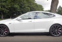 Водородный электромобиль Tesla Model S получил запас хода 1000 км