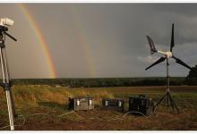 Майнинг криптовалюты с помощью ветряка - готовый кейс от инженера-экологиста