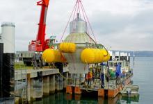 Подводный аккумулятор энергии для ВИЭ разработан немецкими учеными