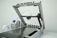 Инновационный 3D-принтер Blackbelt заменит конвейер (видео)