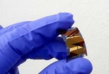 Новые перовскитные солнечные элементы эффективно работают при искусственном освещении