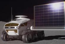 Toyota и JAXA построят луноход на топливных элементах с герметичной кабиной (видео)