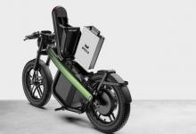Электромопед со съемной батареей Brekr Model B получил запас хода 160 км