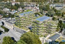 Новый эко-проект Венсана Каллебо возродит термальные бани Экс-Ле-Бена