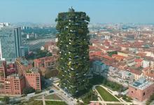 Видео: Новый «Вертикальный лес» от Стефано Боери появится в Тиране