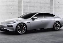 Китайский электромобиль Xpeng P7 с запасом хода 600 км: очередной конкурент Tesla показан в Шанхае (видео)