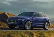 Обновленный электромобиль Audi E-tron увеличил запас хода до 436 км по циклу WLTP