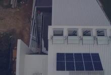Солнечный дымоход: как система для отопления/охлаждения зданий улучшает пожаробезопасность