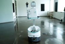 Больничный робот «Moxi» заступает на смену в клиниках США (видео)