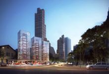 Представлен концепт городской башни для зарядки электрокаров Charging Tower