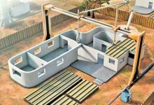 В Индии планируют запустить массовое 3D-строительство домов