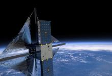 Наноспутники на солнечных парусах от NanoAvionics смогут разгонятся до 1/5 скорости света