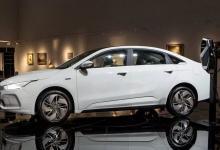 Geely запустила новый электромобильный бренд Geometry с люкс-седаном за $31 000