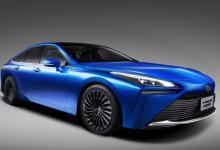 Toyota Mirai 2021 – водородомобиль представлен в новом поколении