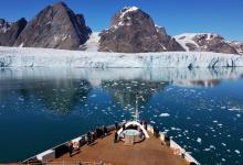 Ученые подтвердили рекордное таяние ледяного покрова Гренландии