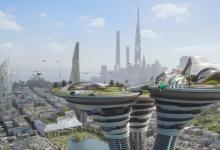 Arconic создала концепт эко-небоскреба высотой 5 км (видео)