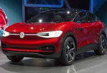 Самый большой электрокроссовер Volkswagen ID.6 выходит в продажу в Китае
