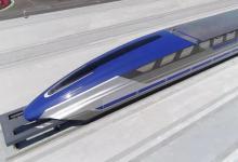 Самый быстрый поезд маглев со скоростью 600 км/ч показали в Китае