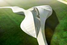 Cazza откроет способ быстрой 3D печати домов и целых городов