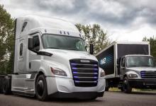 Freightliner eCascadia и eM2: Daimler запускает в серию тяжелые электрогрузовики