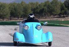 Микрокар Messerschmitt возродится как электромобиль (+ДВС версия)