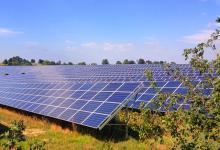 На Винничине открыли две солнечные электростанции мощностью 8 МВт