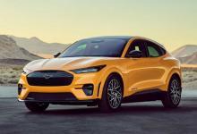 Ford Mustang Mach-E наделили «заряженными» версиями - GT и GT Performance Edition