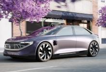 Byton показала новый электромобиль - седан K-Byte - и привлекла $500 млн инвестиций