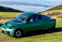 Siemens поможет наладить массовый выпуск водородных автомобилей Riversimple