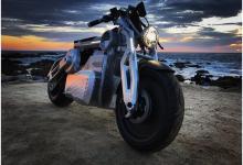 Представлен супербайк «Зевс» - электромотоцикл с двумя моторами