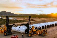 SpaceX отсрочила финал капсул вакуумного поезда Hyperloop на полгода