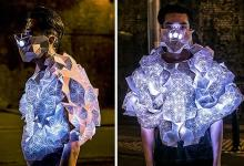 Представлен меняющий цвет костюм для защиты от смога