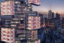 «Антивирусный» небоскреб победил в архитектурном конкурсе eVolo Skyscraper Competition 2020