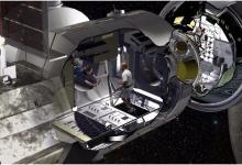 Прототип обитаемого модуля новой космической станции построит Lockheed Martin