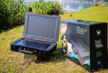 Портативный солнечный генератор Renogy Phoenix зарядит любой гаджет