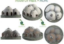 Project HOPE: купольный дом, который производит энергии больше, чем потребляет