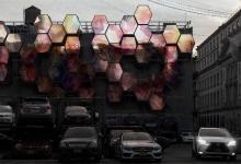 Разработаны 3D-печатные подвесные капсулы для бездомных Нью-Йорка