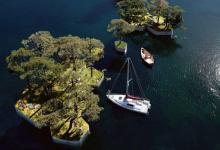 Искусственные острова в Дании (плавучие парки) - новый тип городского пространства
