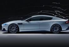 Электрический Aston Martin Rapide E вышел в серию (видео)