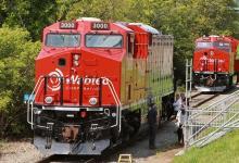 Wabtec показала серийный грузовой локомотив на аккумуляторах