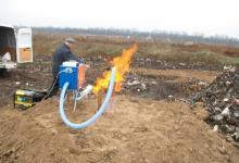 Мусорный полигон как источник получения биогаза из бытовых отходов: реалии и перспективы