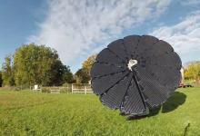 Солнечный цветок SmartFlower оснастили батареями для хранения энергии