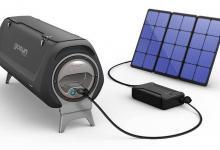 GoSun выпустила печь с солнечной панелью, которая готовит и по ночам