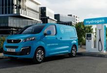 Peugeot представила водородную версию электрофургона e-Expert