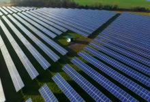 Вторая по мощности солнечная электростанция в Украине запущена в Хмельницкой области (видео)